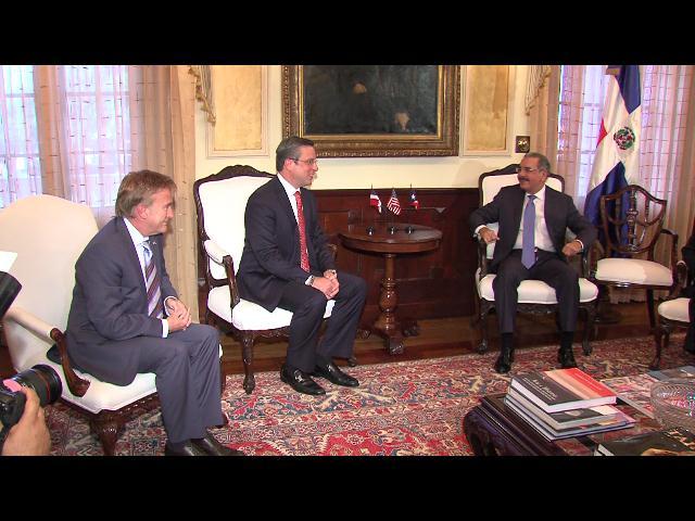 RD y Puerto Rico crean comisión bilateral para combatir la delincuencia