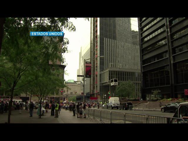 Estrictas medidas de seguridad en ceremonias de atentados del 11 de septiembre