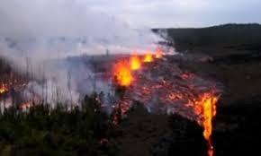 Declaran el estado de emergencia en Hawai por erupción de volcán