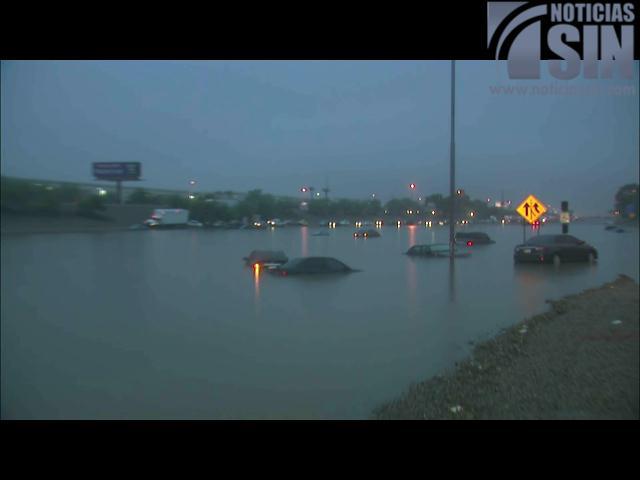 Increíbles imágenes de inundaciones en Phoenix
