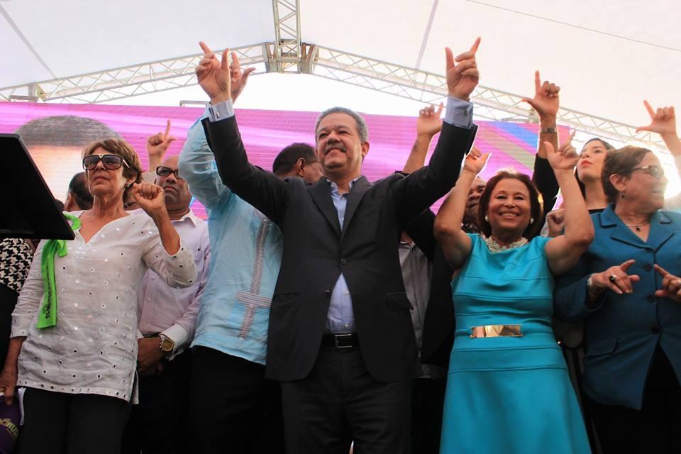 Leonel Fernández dice subirá escalinatas del Palacio Nacional