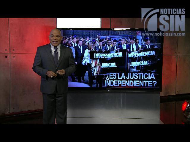 Marino Zapete: Control político de la Justicia
