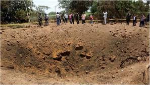Recomiendan excavar cráter donde cayó el meteorito en Nicaragua