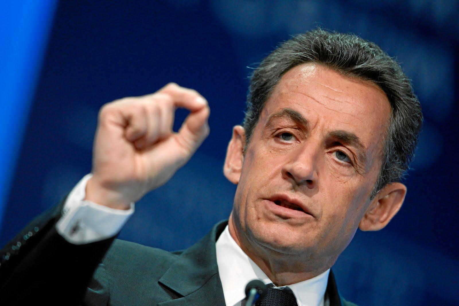 Sarkozy alerta sobre el peligro de crear una nueva guerra fría con Rusia