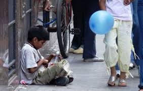 Rescatan a 54 menores obligados a trabajar y pedir limosna