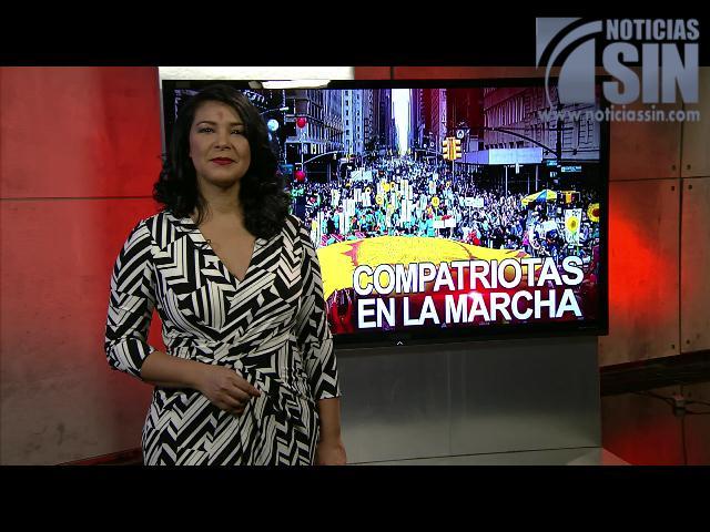 Patricia Solano: Compatriotas en la marcha