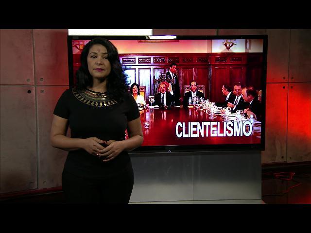 Patricia Solano: Clientelismo