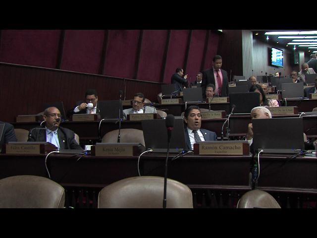Surgen nuevo tranque entre legisladores para aprobación de ley de partidos políticos