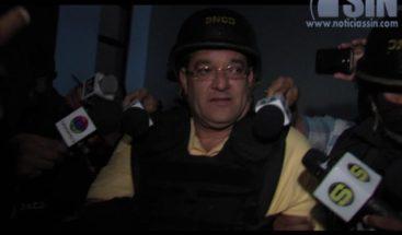 Varían recinto carcelario del presunto narcotraficante Rizik