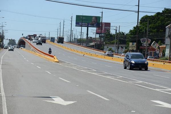 MOPC anuncia cerrará en horarios nocturnos algunos viaductos del Gran Santo Domingo