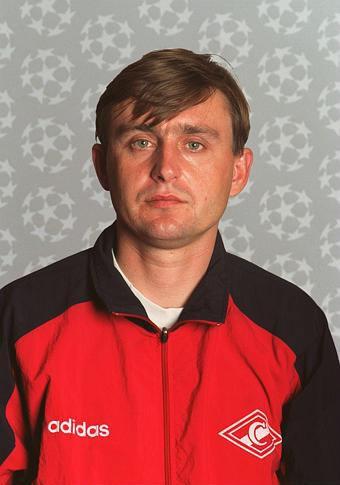 Muere Fedor Cherenkov, legendario jugador del Spartak de Moscú
