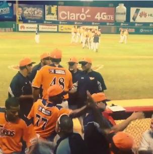 Toros reasumen liderato en béisbol dominicano
