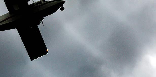 Desaparece avioneta con 7 ocupantes en Santander,Colombia