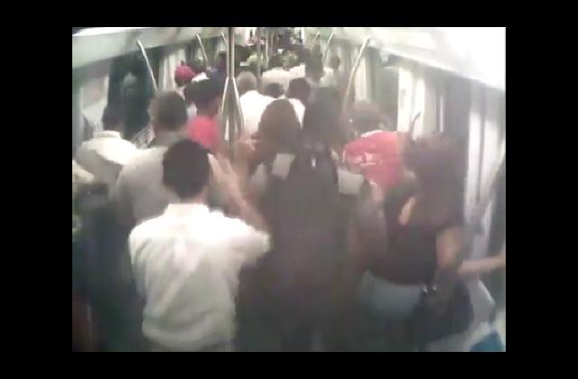 Joven que resultó quemado en atentado del Metro evoluciona satisfactoriamente