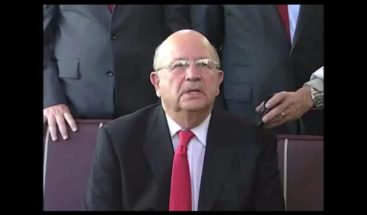 Ofician misa en memoria de Carlos Morales Troncoso