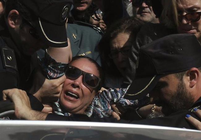Tribunal español rechaza suspender el ingreso en prisión de Isabel Pantoja