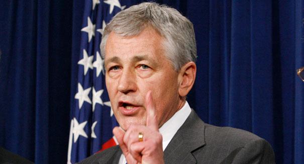 Obama anuncia la renuncia de su secretario de Defensa, Chuck Hagel