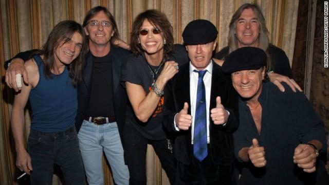Retiran los cargos de instigación al asesinato contra el batería de AC/DC