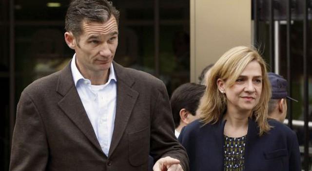 La infanta Cristina, hermana de Felipe VI, imputada por delito fiscal