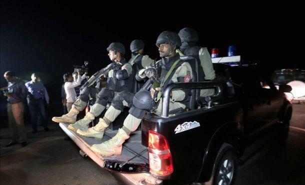 Doce detenidos por el atentado que causó 57 muertos en Pakistán