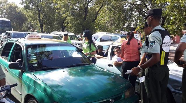 AMET inicia campaña para educar a conductores sobre respeto tránsito