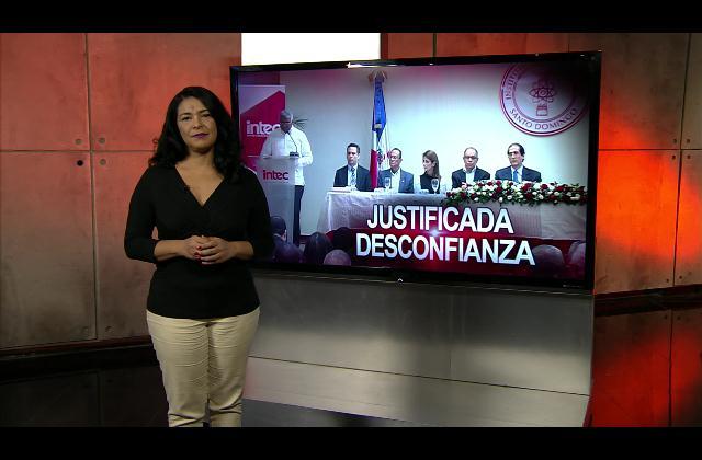 Patricia Solano: Justificada desconfianza