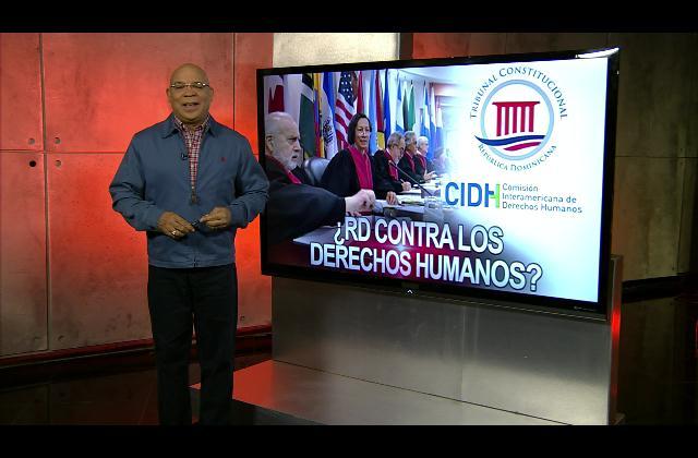 Marino Zapete: ¿RD contra los Derechos Humanos?