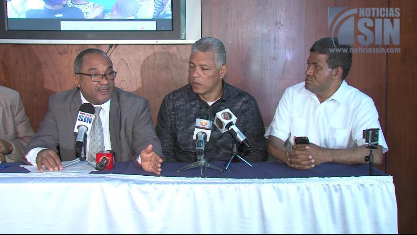 CDP: Condenan agresiones a reporteros en conferencia de Leonel