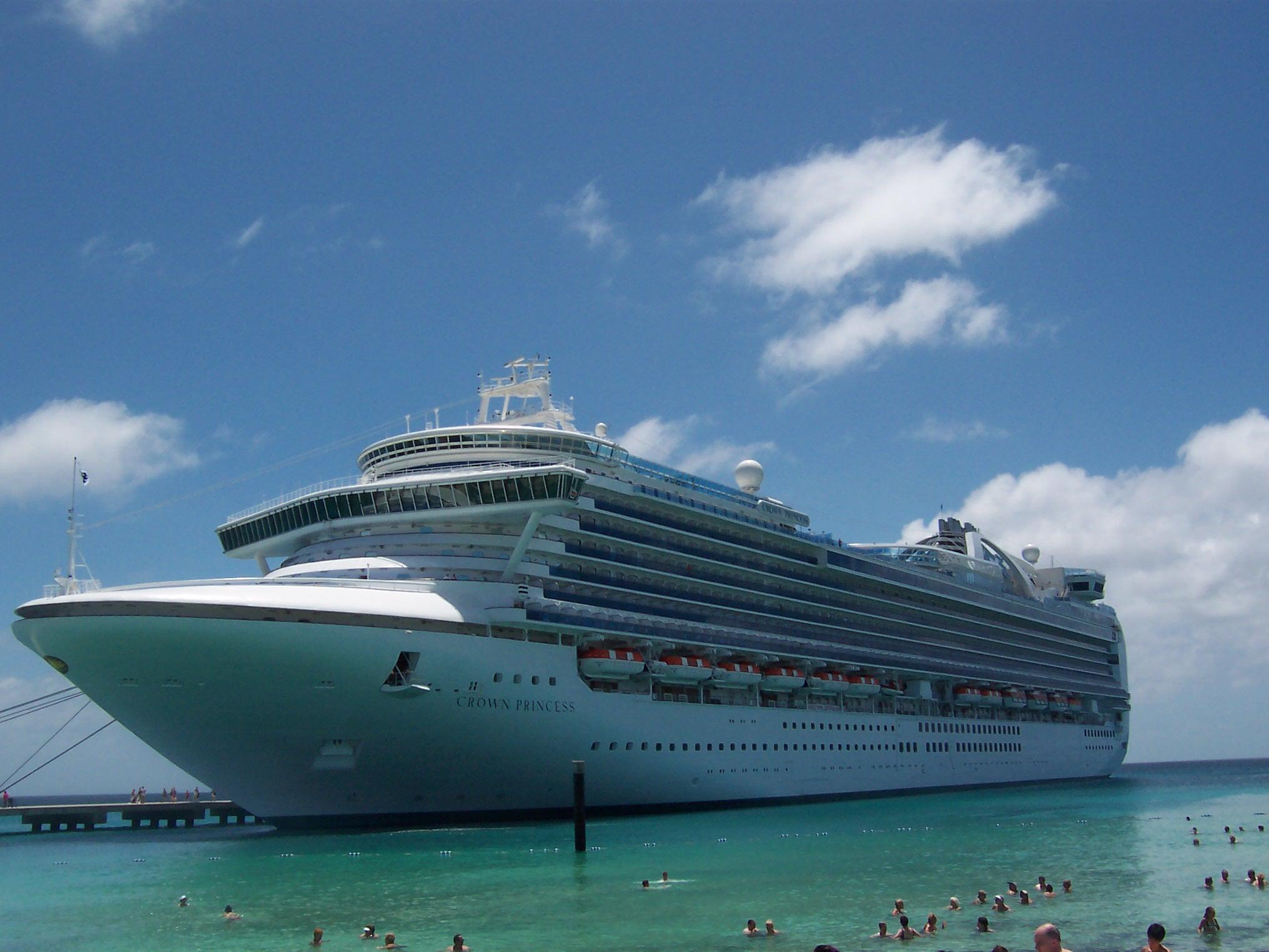 Más de 170 pasajeros de un crucero se enferman de un virus altamente contagioso