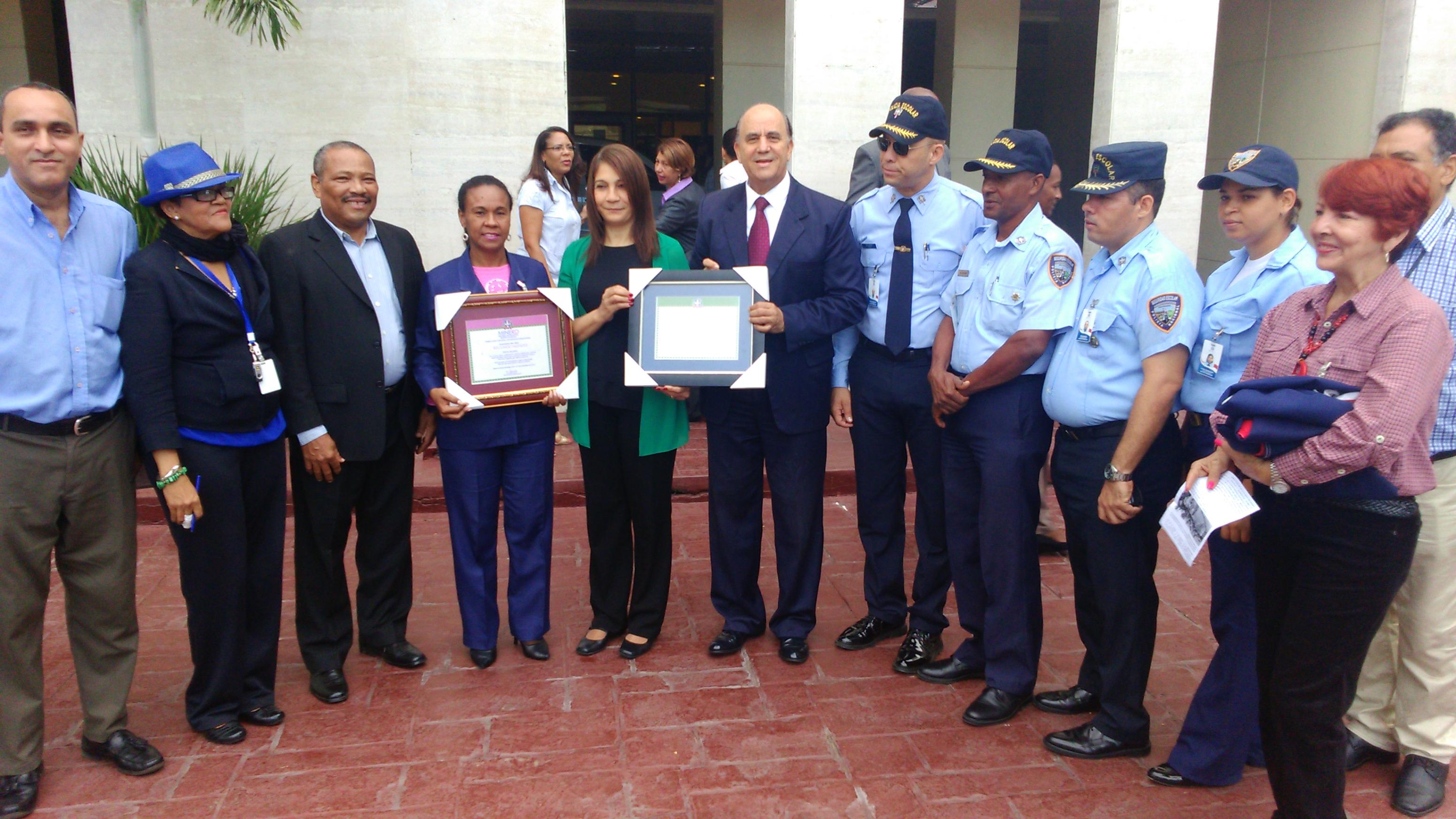 MINERD conmemora el 170 aniversario de la Constitución Dominicana