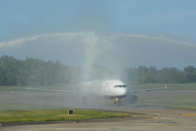 Un vuelo directo enlazará las ciudades de Boston y Puerto Plata
