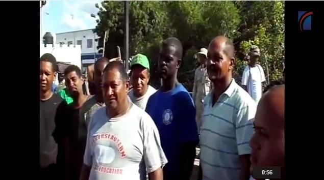 Gracias al padre salimos con vida, dicen dominicanos secuestrados en Haití