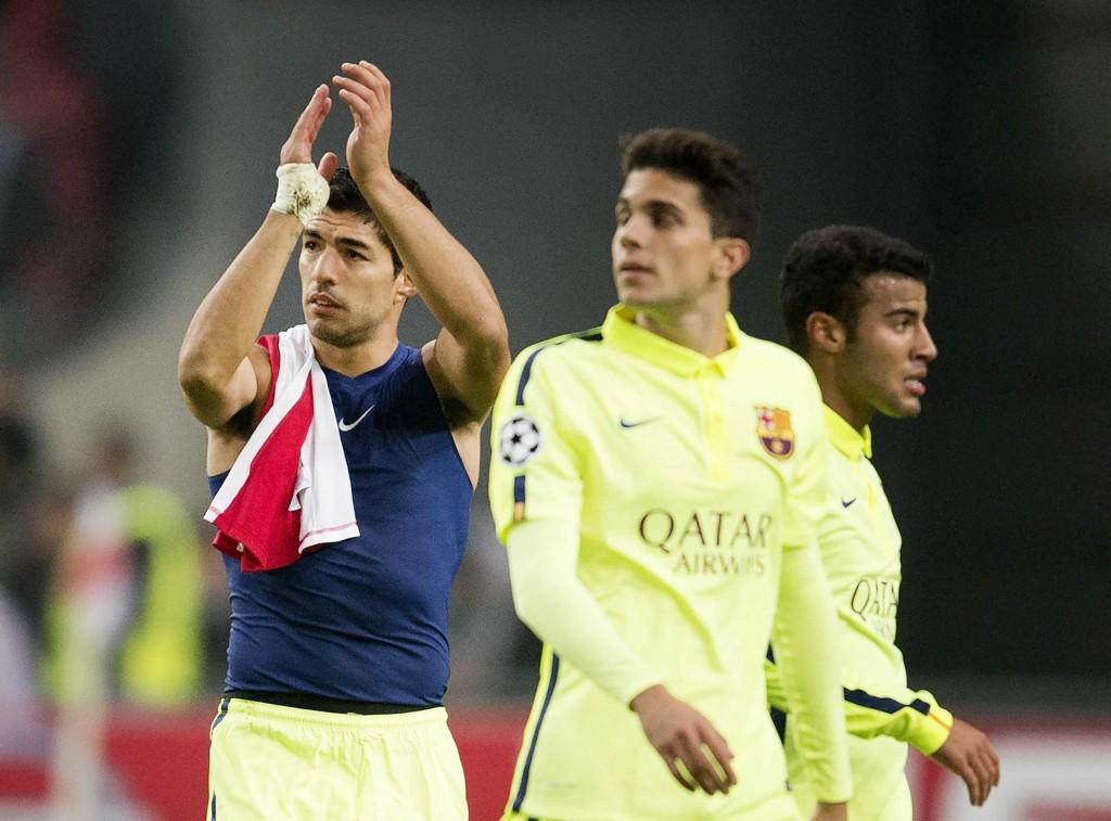 Una avería en el avión deja al Barça en Amsterdam