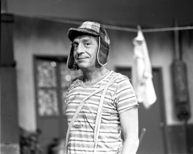 Chespirito, caballero de humor blanco y pintor de mil sonrisas