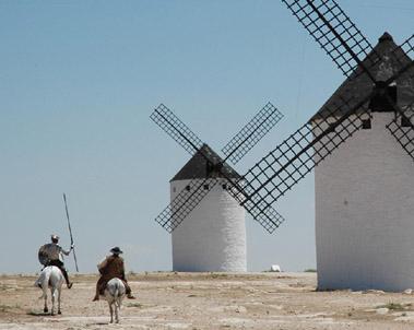 Avalan históricamente las andanzas del Quijote y en quiénes se basó Cervantes