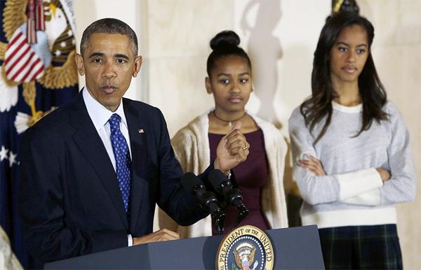 Polémica por comentarios de asesora republicana sobre hijas de Obama