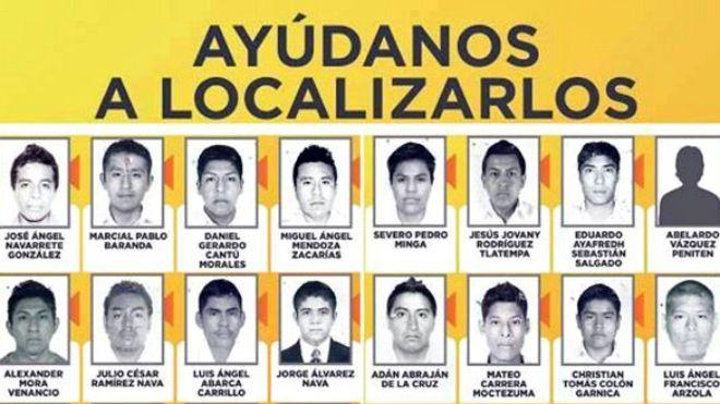 Padres de desaparecidos en México piden abrir otras líneas de investigación