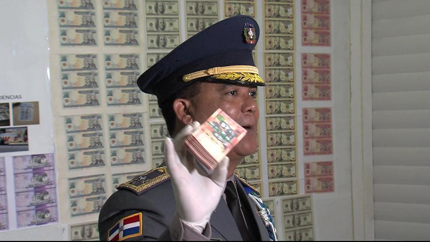 Desmantelan banda introduciría millones de pesos y dólares falsos en Navidad, dice PN