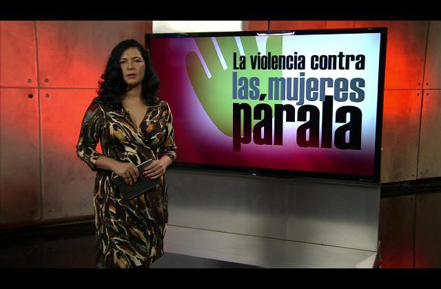 Patricia Solano: La violencia contra las mujeres, párala