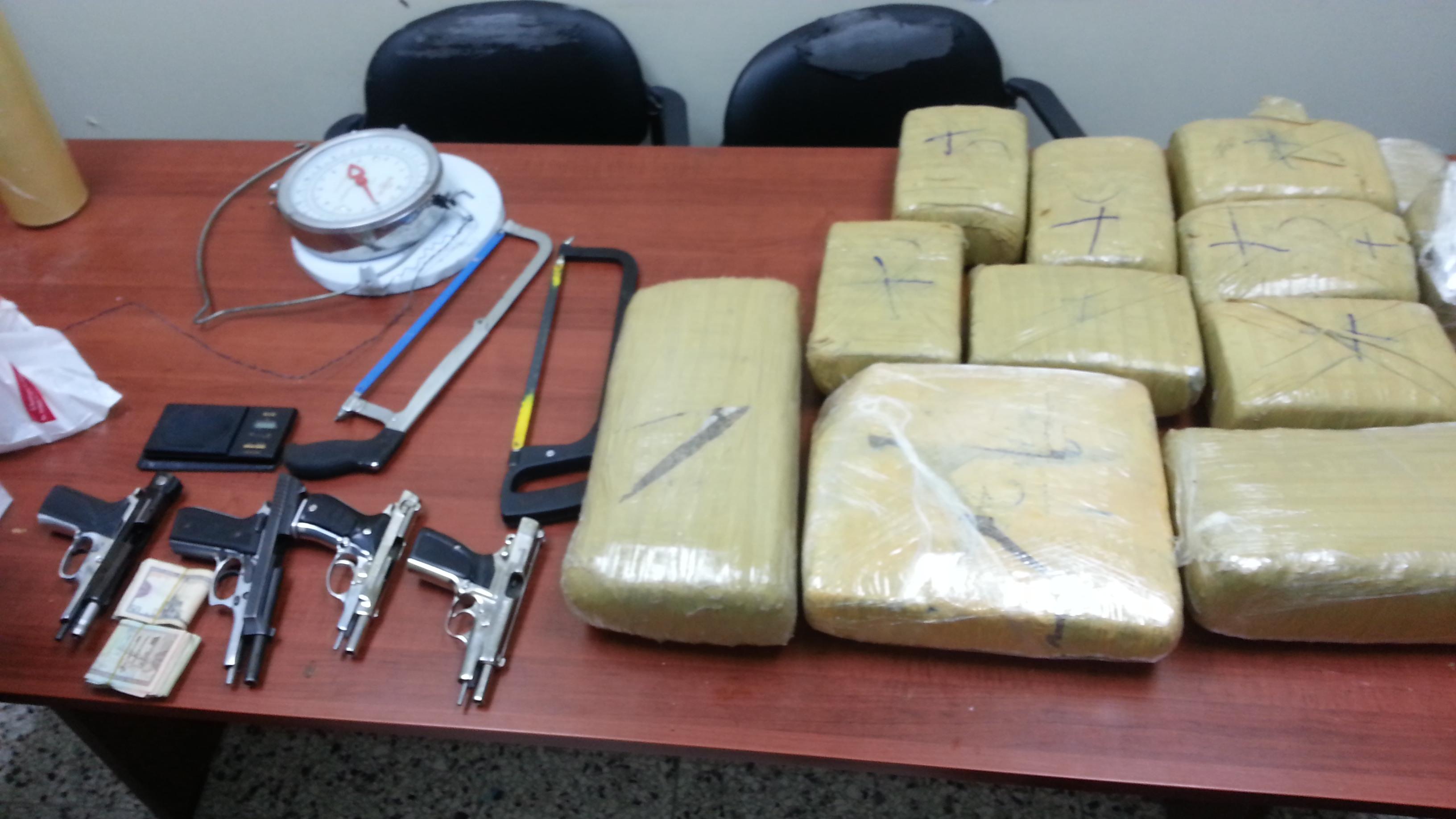 DNCD y MP detienen principal narco de la zona sur de Santiago