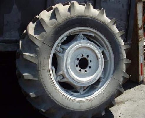 Militares incautan 17 gomas de tractores llenas de ajo en San Juan