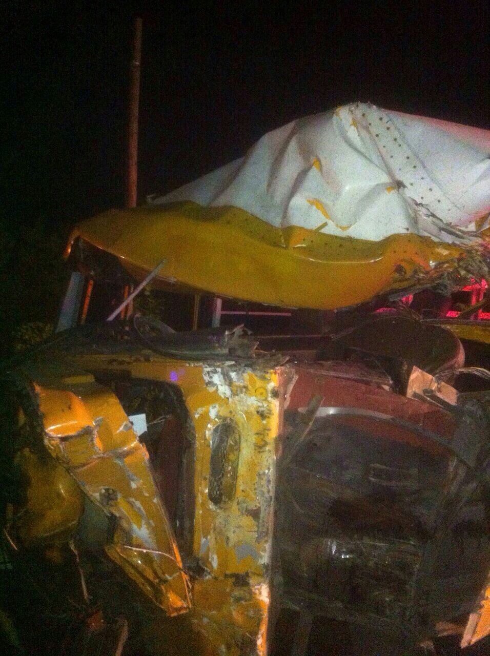 Accidente deja un muerto y 11 personas heridas en Higüey