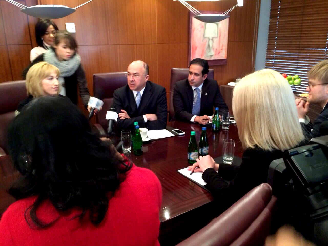 Procurador se reúne en Polonia con representantes judiciales de víctimas de abuso sexual en caso Alberto Gil