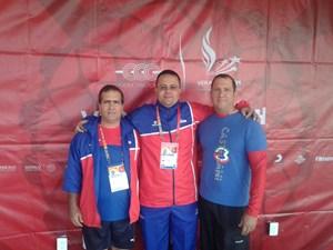 RD gana primera medalla de oro en Juegos Veracruz 2014
