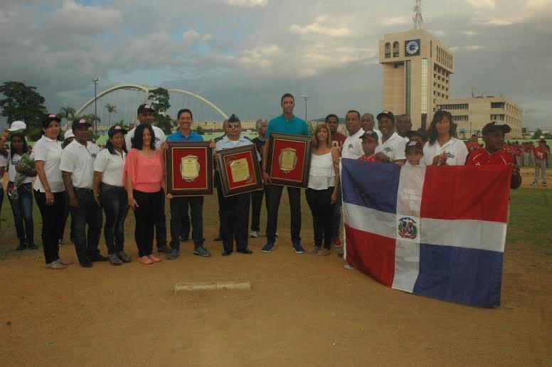 Liga Pimentel inaugura Torneo de Béisbol Invitacional