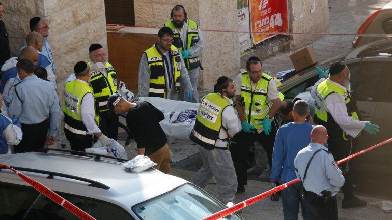 Tres estadounidenses y un británico fallecieron en ataque a Sinagoga en Jerusalén
