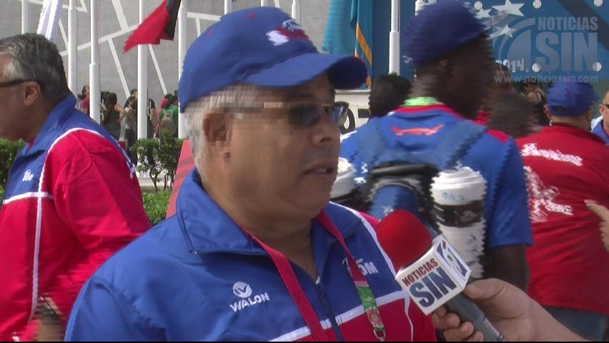 Atletas de RD están dando el 100% en Juegos Centroamericanos 2014