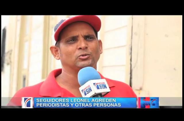 Trompoloco: Agresión a la prensa por seguidores de Fernández