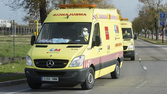 Ingresan a cooperante española que podría haberse contagiado de ébola