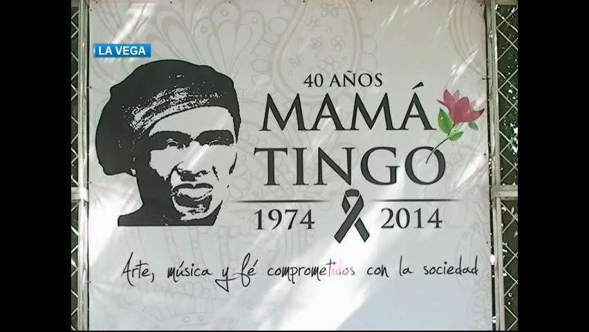 Conmemoran 40 aniversario asesinato de Mamá Tingó